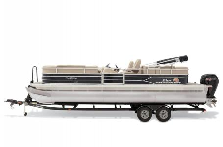 2019 Sun Tracker boat for sale, model of the boat is PARTY BARGE 24 XP3 w/ Mercury 150Hp 4S & Image # 2 of 24