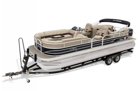 2019 Sun Tracker boat for sale, model of the boat is PARTY BARGE 24 XP3 w/ Mercury 150Hp 4S & Image # 4 of 24