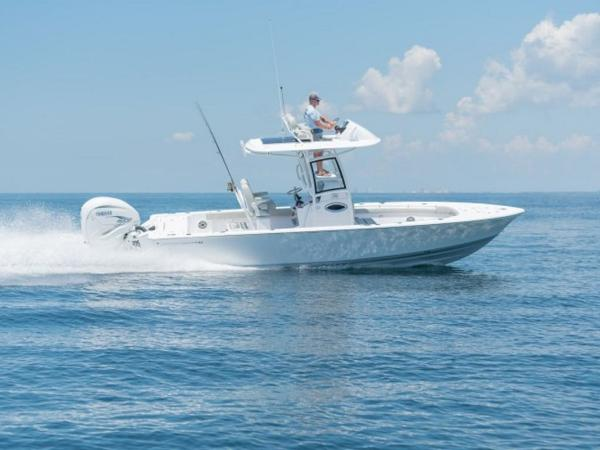 2021 SPORTSMAN BOATS MASTERS 267OE BAY BOAT for sale