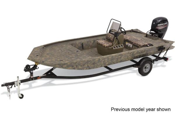 2022 Tracker Boats boat for sale, model of the boat is Grizzly 1860 CC & Image # 1 of 3