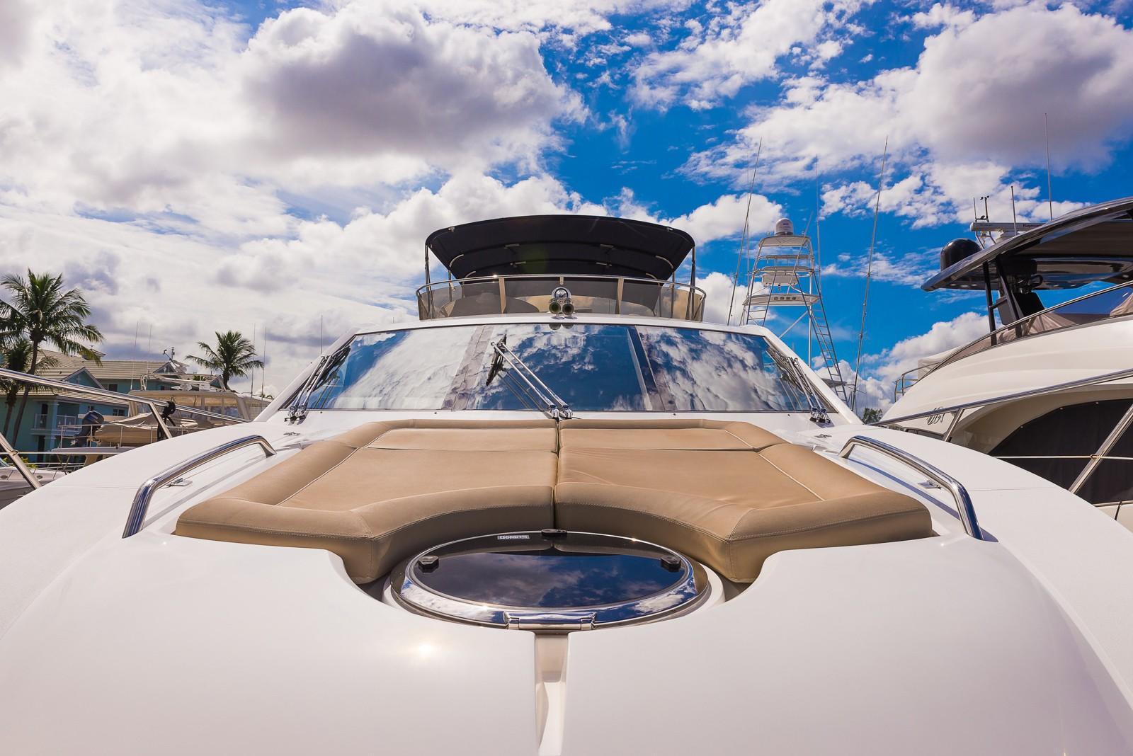 Liquid Fusion- 2014 Sunseeker 63 - Bow