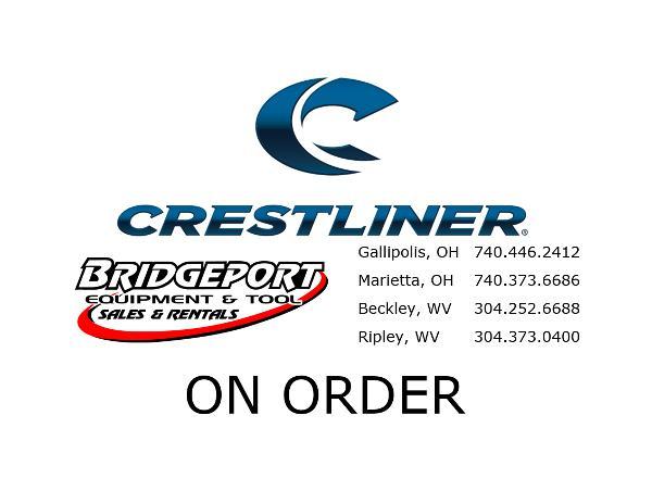 2021 Crestliner 240 Rally CW