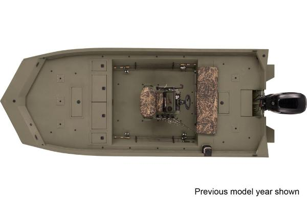 2022 Tracker Boats boat for sale, model of the boat is Grizzly 2072 CC & Image # 2 of 3