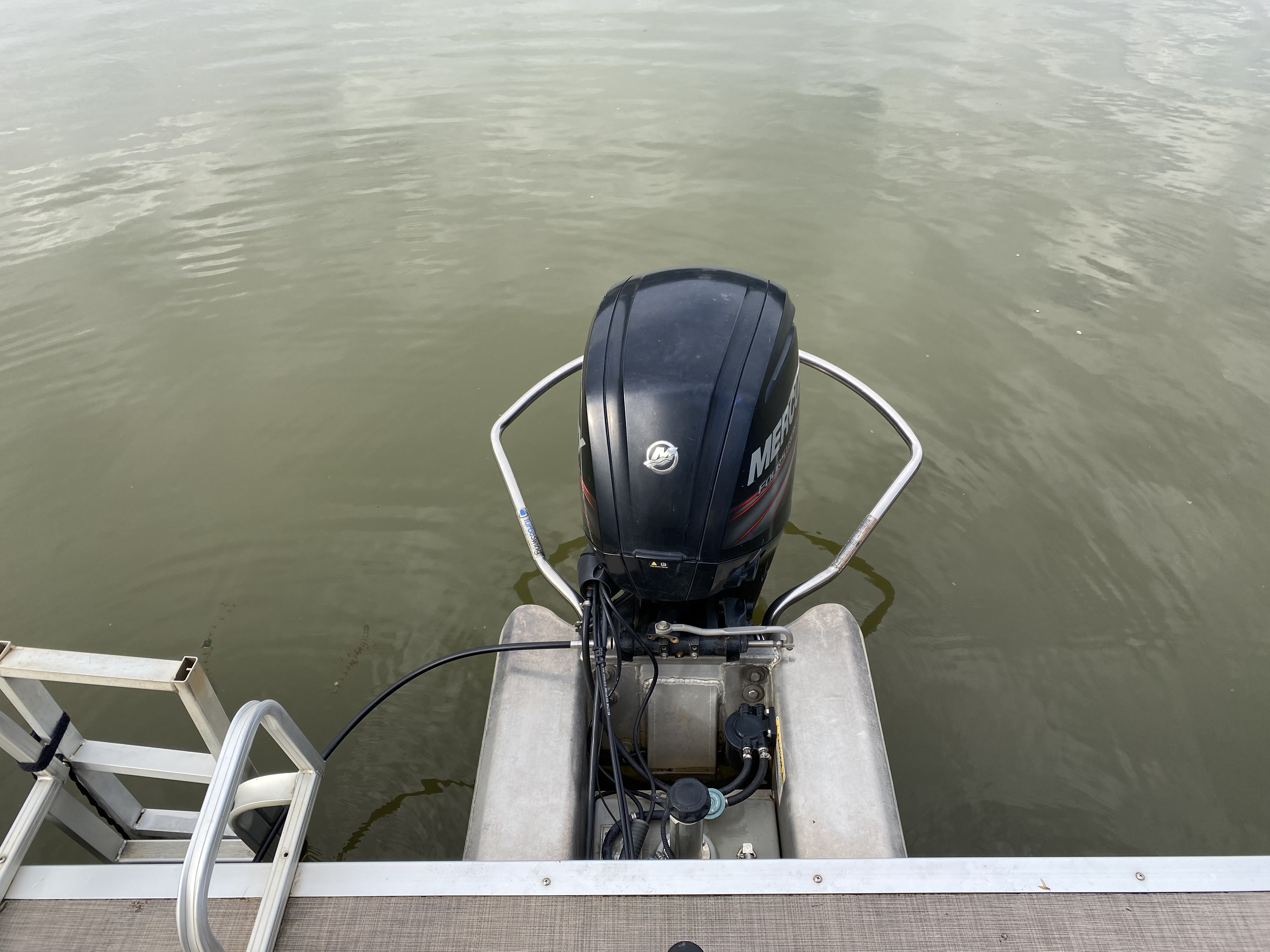2019 Sun Tracker boat for sale, model of the boat is PARTY BARGE 22 w/ Mercury 115Hp 4S & Image # 13 of 22