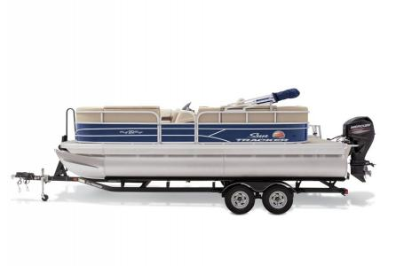 2019 Sun Tracker boat for sale, model of the boat is PARTY BARGE 22 w/ Mercury 115Hp 4S & Image # 22 of 22