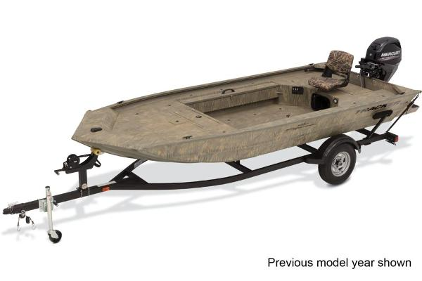 2022 Tracker Boats boat for sale, model of the boat is Grizzly 1654 T Sportsman & Image # 1 of 3