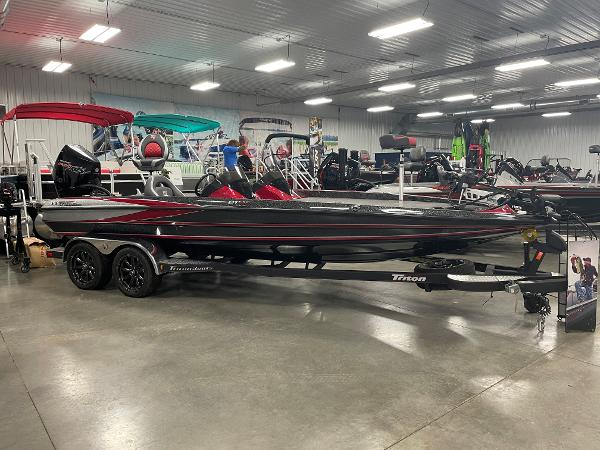 2020 Triton boat for sale, model of the boat is 21 TRXS & Image # 1 of 12