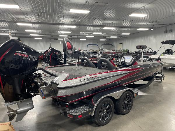 2020 Triton boat for sale, model of the boat is 21 TRXS & Image # 3 of 12