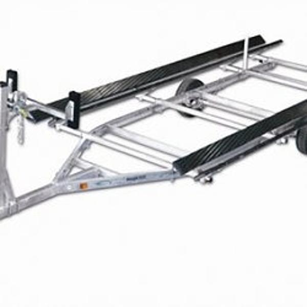 2021 MAGIC TILT TRAILER P1620 image