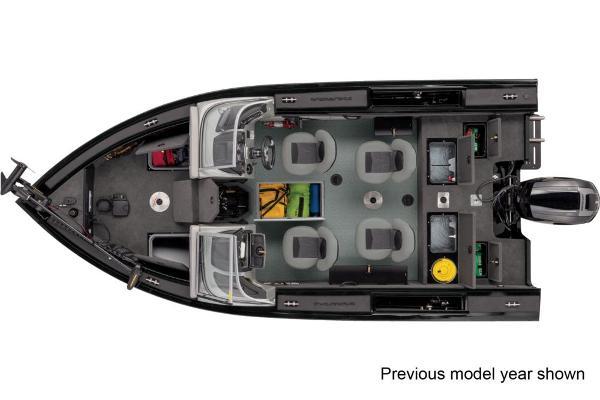 2022 Tracker Boats boat for sale, model of the boat is Targa V-18 WT & Image # 2 of 3