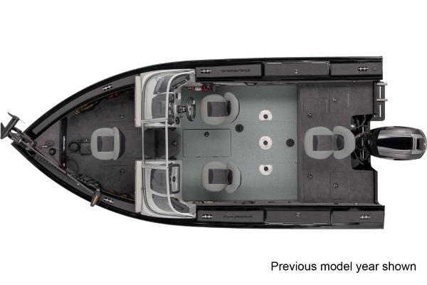 2022 Tracker Boats boat for sale, model of the boat is Targa V-18 WT & Image # 3 of 3