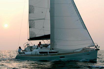 Manufacturer Provided Image: Under Sail