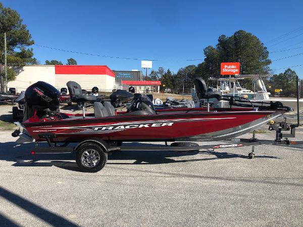 2021 Tracker Boats boat for sale, model of the boat is Pro Team 190 TX Tournament Ed. & Image # 4 of 31