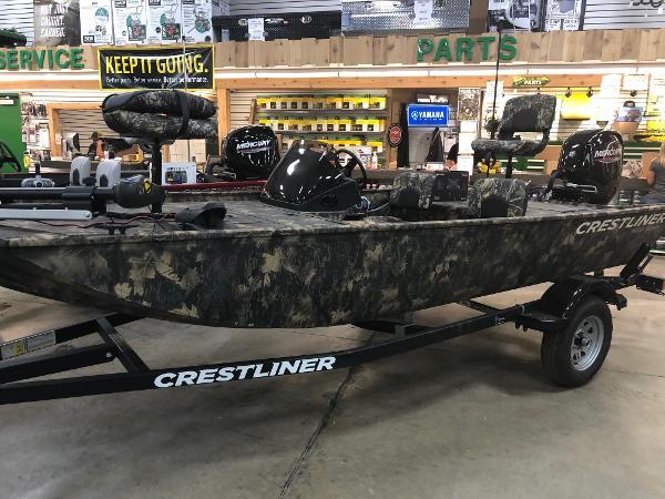 2020 CRESTLINER 1600 Storm