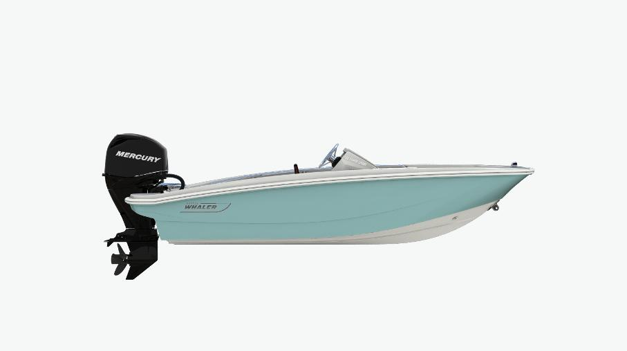 2021 Boston Whaler 130 Super Sport #BW1601A inventory image at Sun Country Coastal in Newport Beach