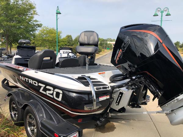 2020 Nitro boat for sale, model of the boat is Z20 & Image # 2 of 5