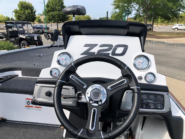 2020 Nitro boat for sale, model of the boat is Z20 & Image # 3 of 5