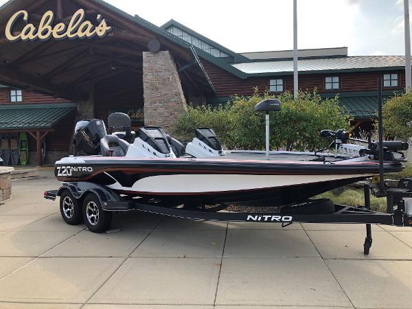 2020 Nitro boat for sale, model of the boat is Z20 & Image # 1 of 5