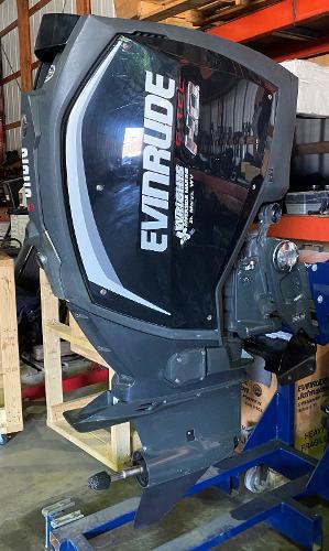 2015 EVINRUDE E-Tec 225 HO G2