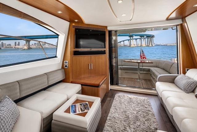 2017 Sea Ray 510 Fly #TB8801RM inventory image at Sun Country Coastal in San Diego
