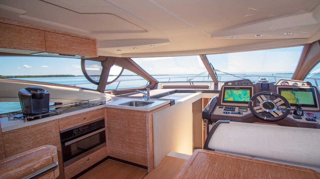 Galley / Helm