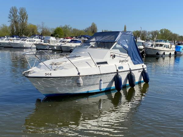 Falcon Tomahawk 23 Sundeck (Highcraft)