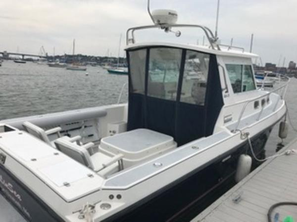 2004 Albin Yachts boat for sale, model of the boat is 28' Tournament & Image # 3 of 36