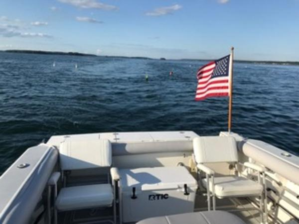 2004 Albin Yachts boat for sale, model of the boat is 28' Tournament & Image # 35 of 36