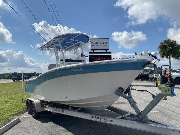 2019 Sea Fox boat for sale, model of the boat is 228 Commander & Image # 4 of 9