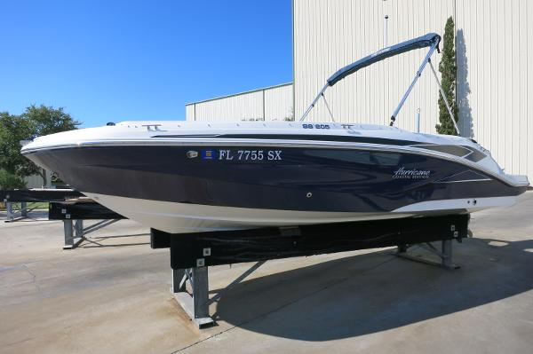 2021 Hurricane 205 SS Coastal