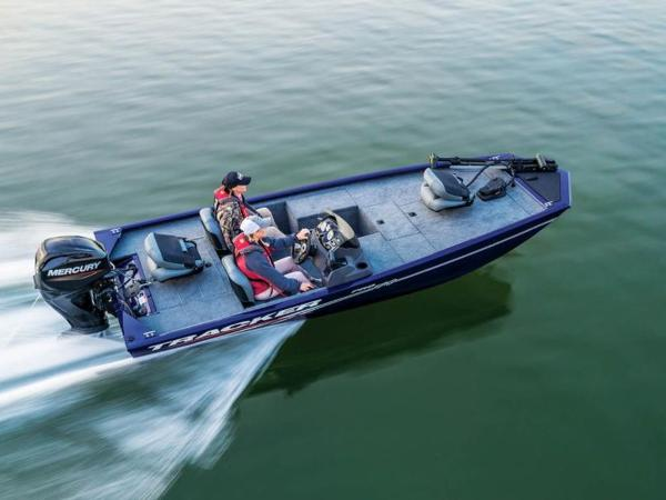 2021 Tracker Boats boat for sale, model of the boat is Pro 170 & Image # 1 of 1