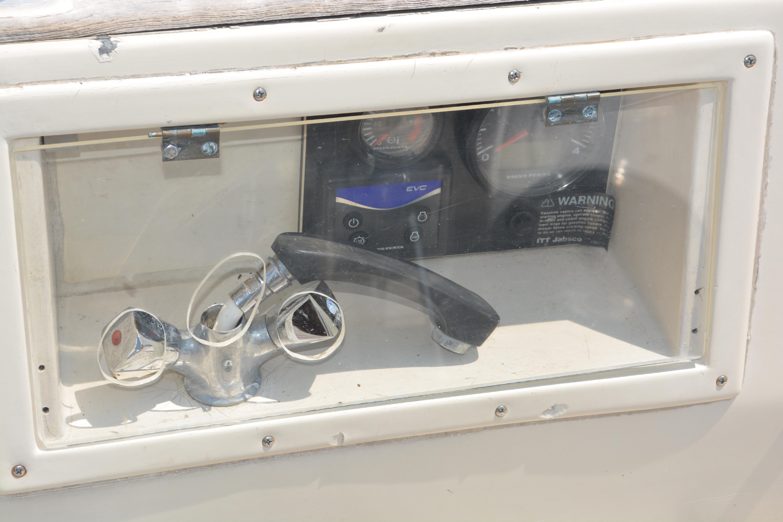 Cockpit washdown