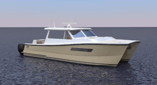 2022 Cape Powercat 3500 PH