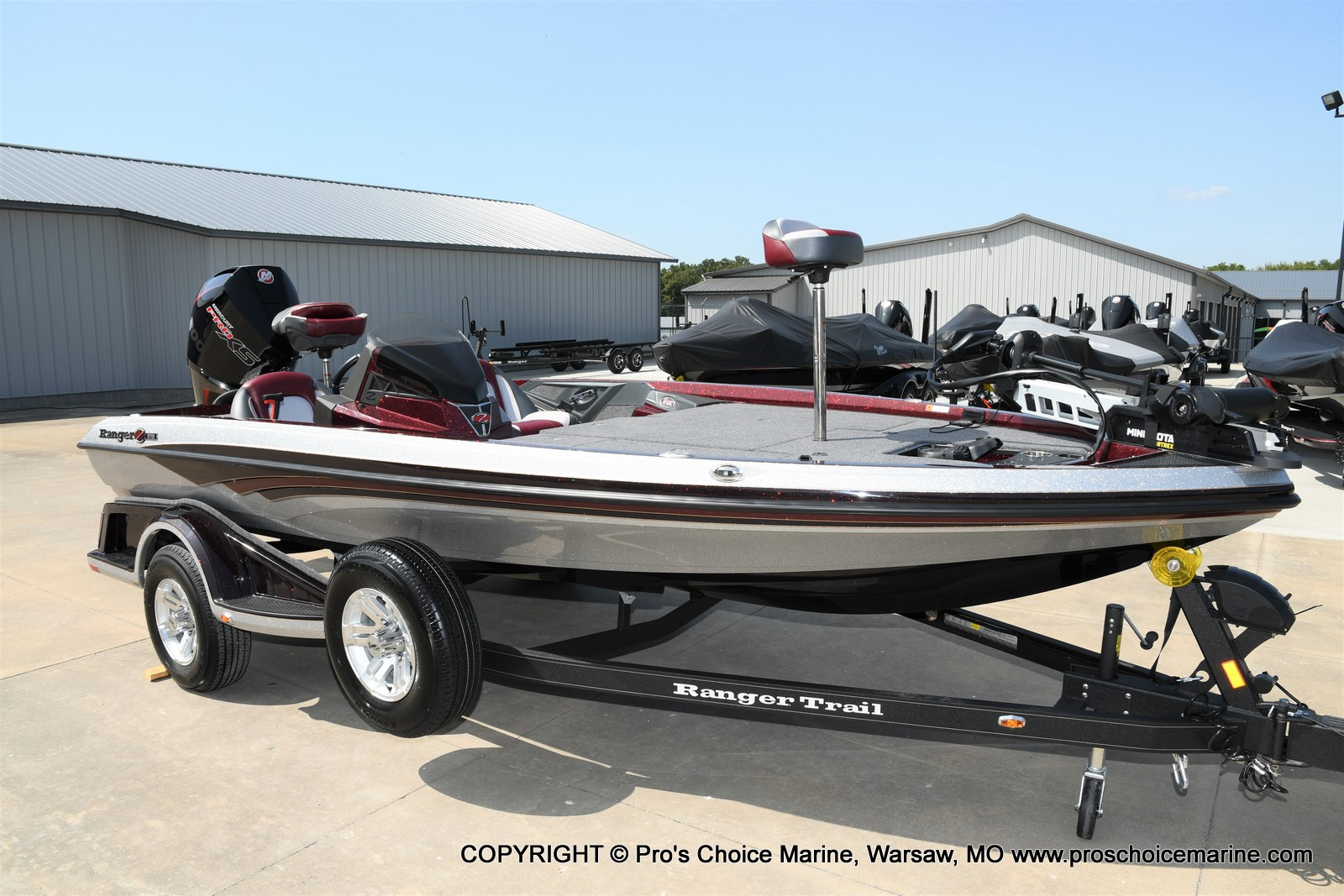 2021 Ranger Boats boat for sale, model of the boat is Z518 & Image # 2 of 50