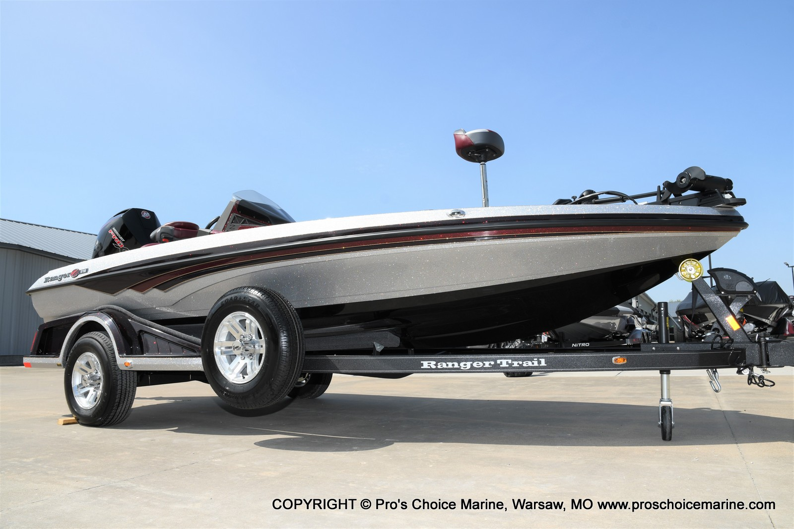 2021 Ranger Boats boat for sale, model of the boat is Z518 & Image # 3 of 50