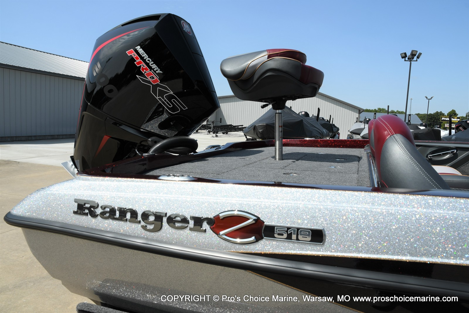 2021 Ranger Boats boat for sale, model of the boat is Z518 & Image # 5 of 50