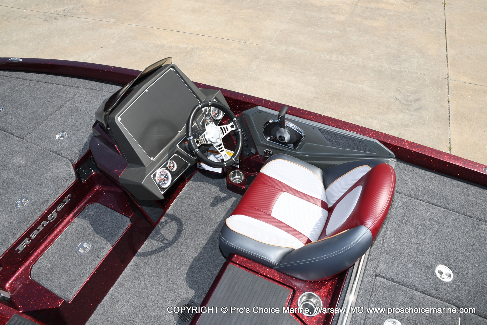 2021 Ranger Boats boat for sale, model of the boat is Z518 & Image # 16 of 50