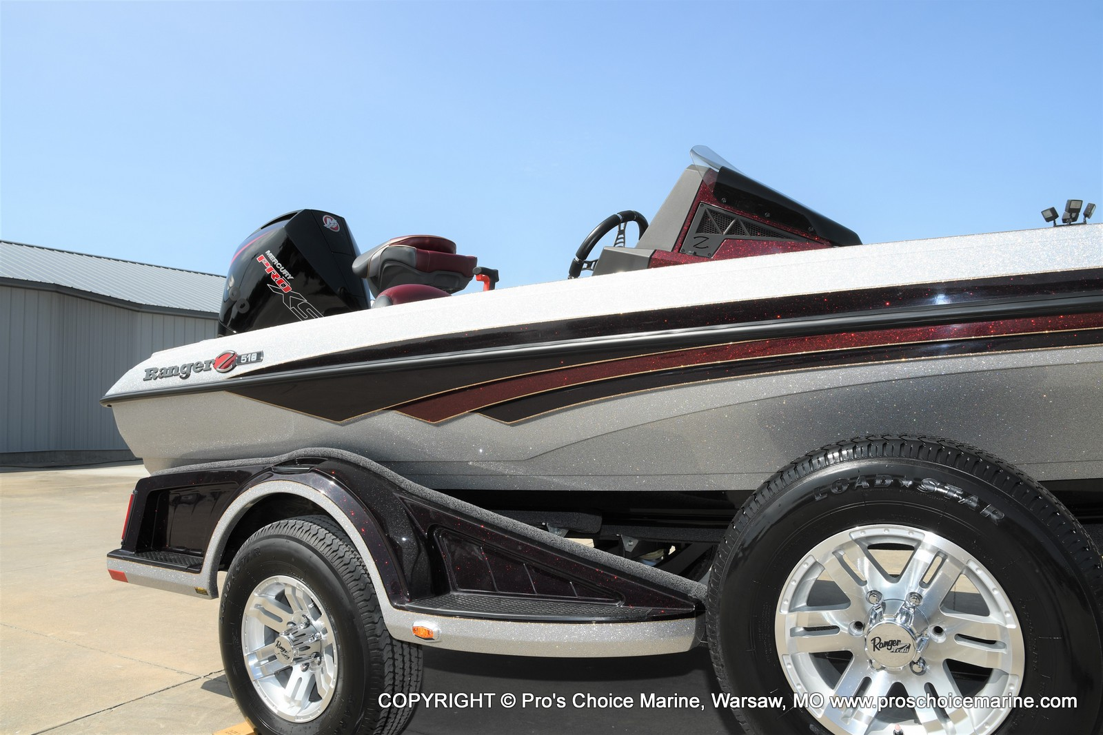2021 Ranger Boats boat for sale, model of the boat is Z518 & Image # 35 of 50