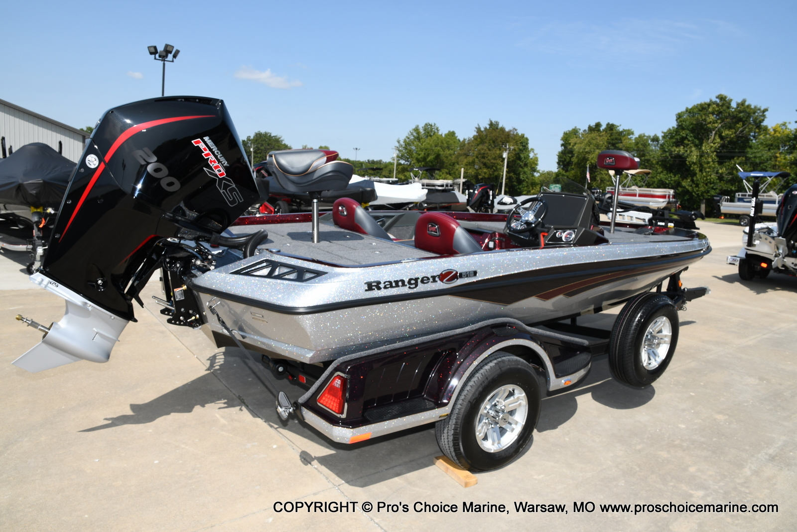 2021 Ranger Boats boat for sale, model of the boat is Z518 & Image # 36 of 50