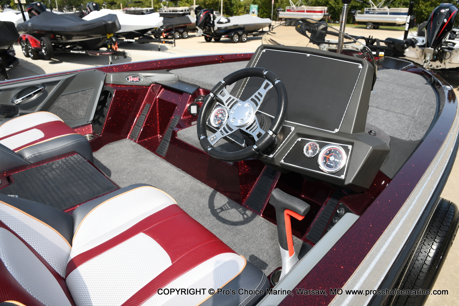 2021 Ranger Boats boat for sale, model of the boat is Z518 & Image # 41 of 50