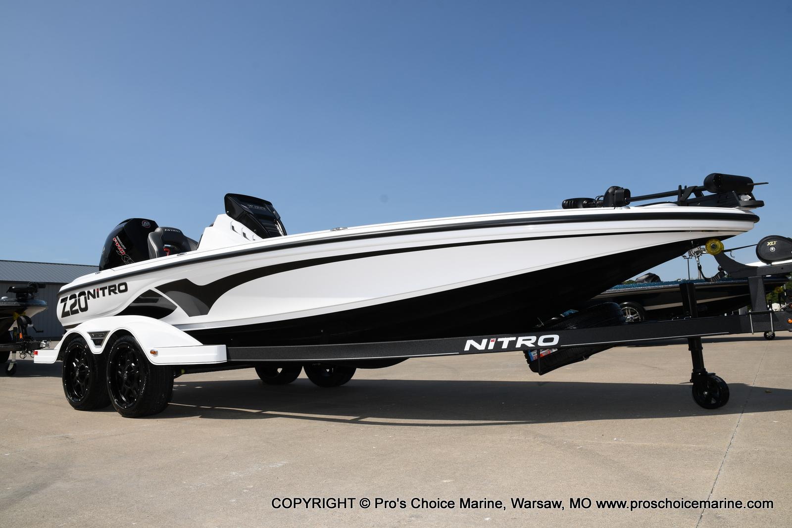 2021 Nitro boat for sale, model of the boat is Z20 & Image # 1 of 50