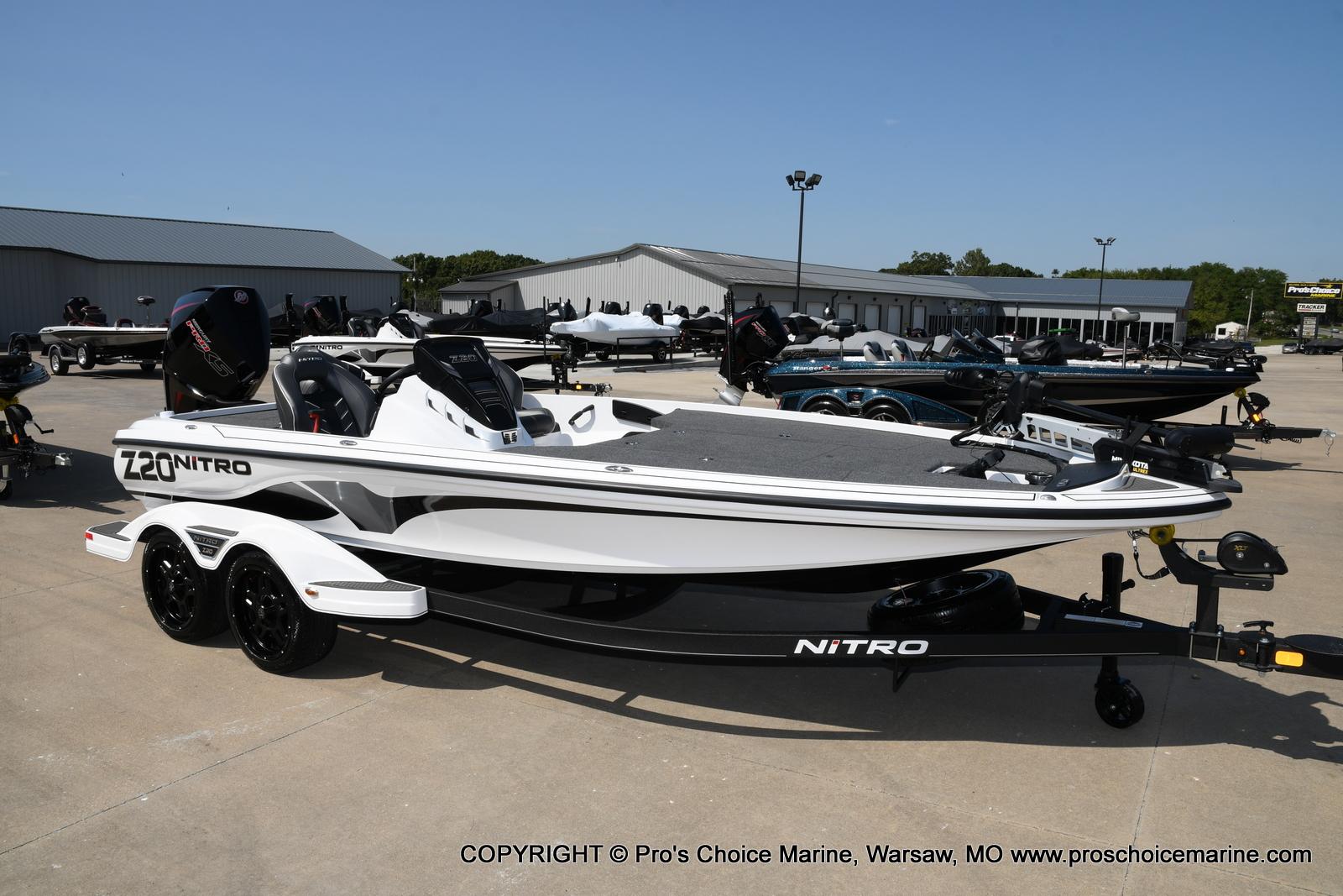 2021 Nitro boat for sale, model of the boat is Z20 & Image # 18 of 50