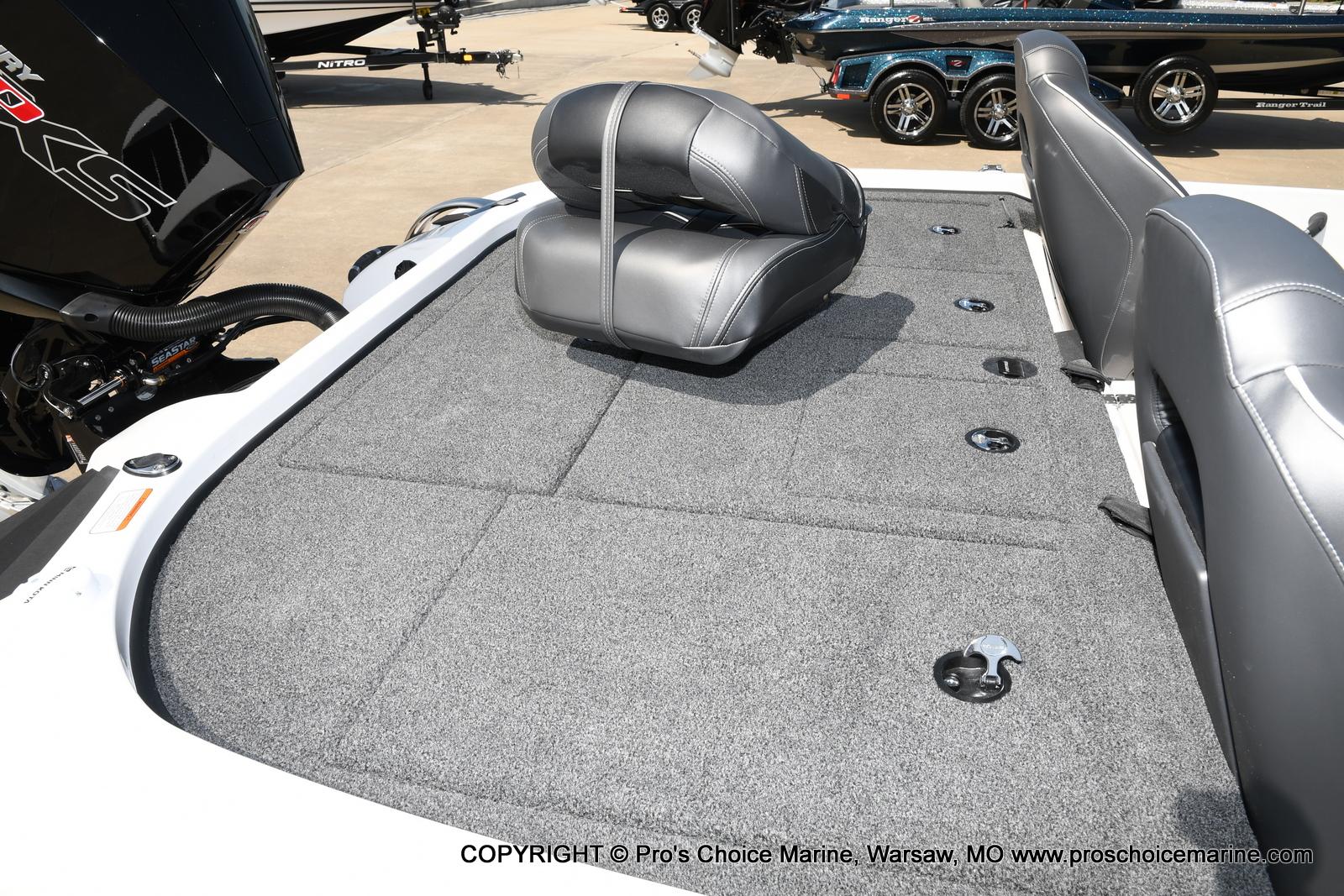 2021 Nitro boat for sale, model of the boat is Z20 & Image # 20 of 50
