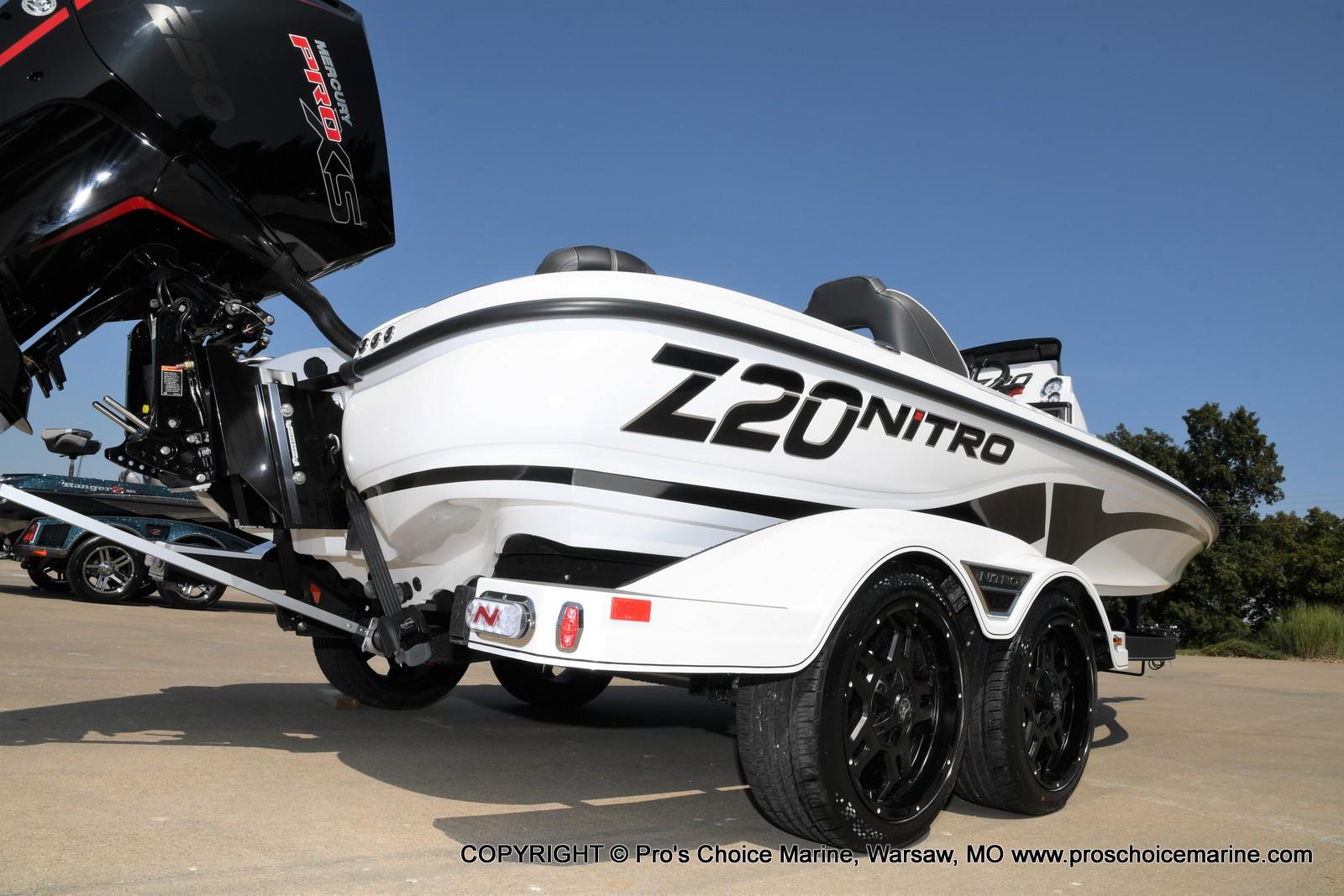 2021 Nitro boat for sale, model of the boat is Z20 & Image # 28 of 50
