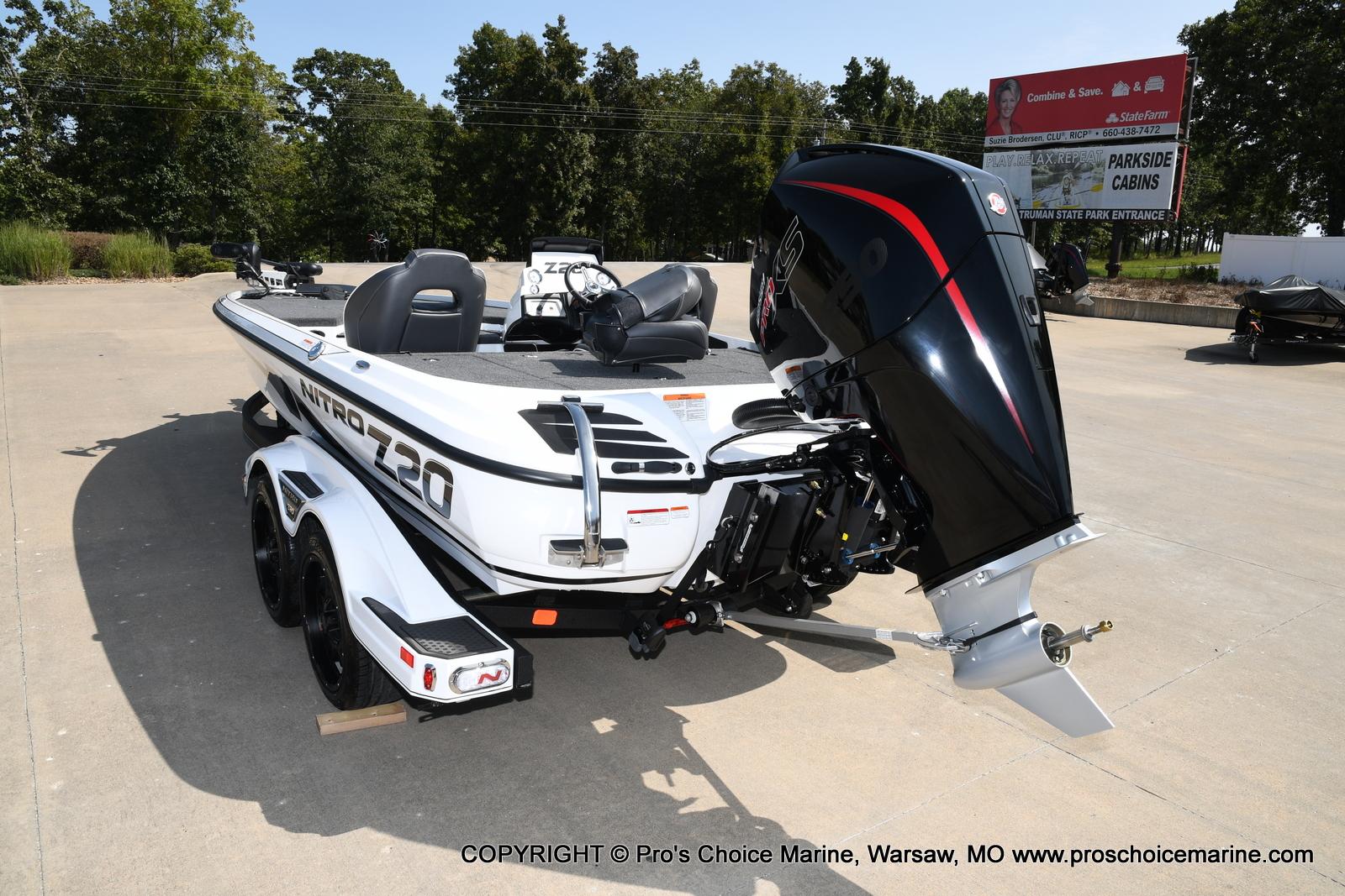 2021 Nitro boat for sale, model of the boat is Z20 & Image # 29 of 50