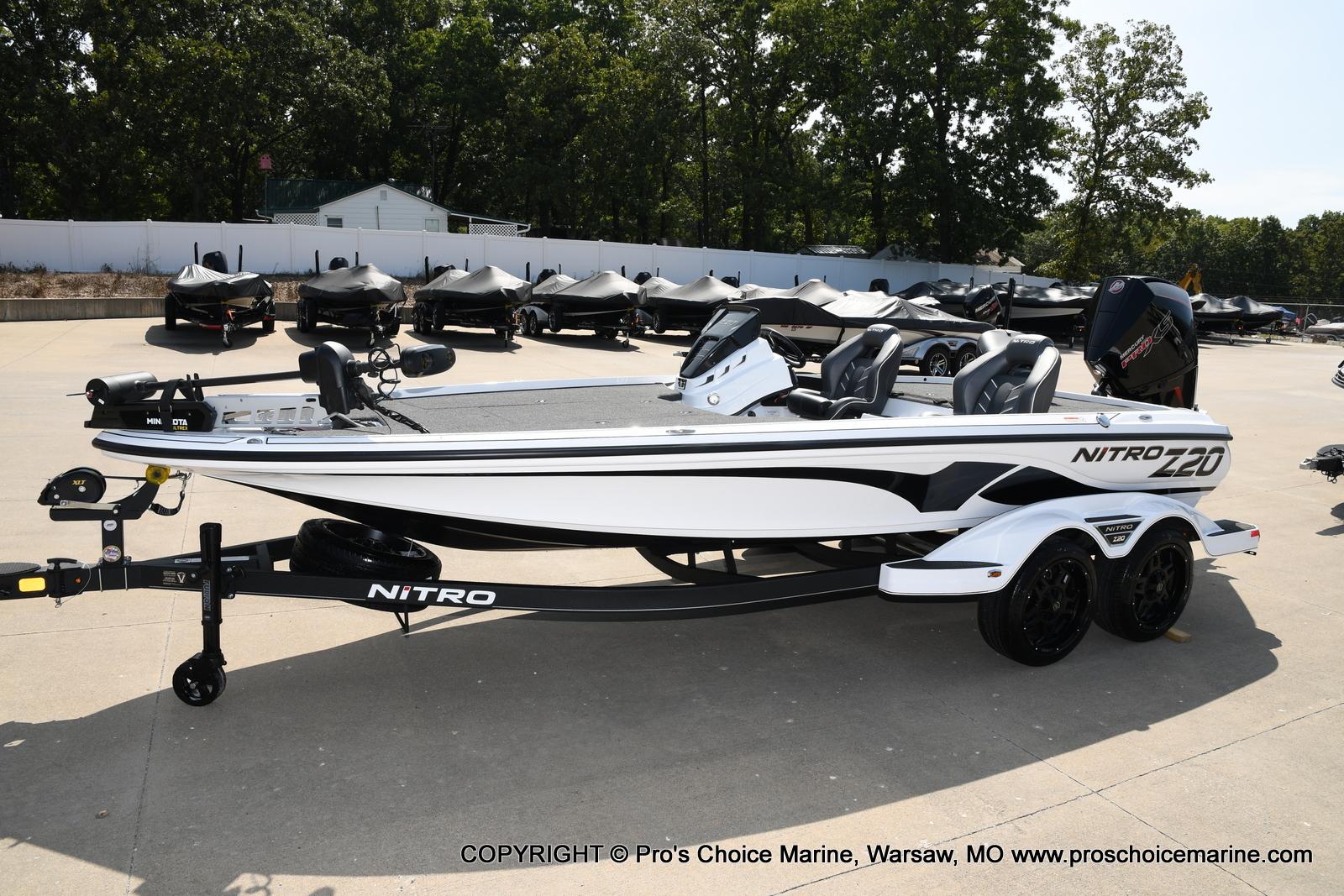 2021 Nitro boat for sale, model of the boat is Z20 & Image # 30 of 50