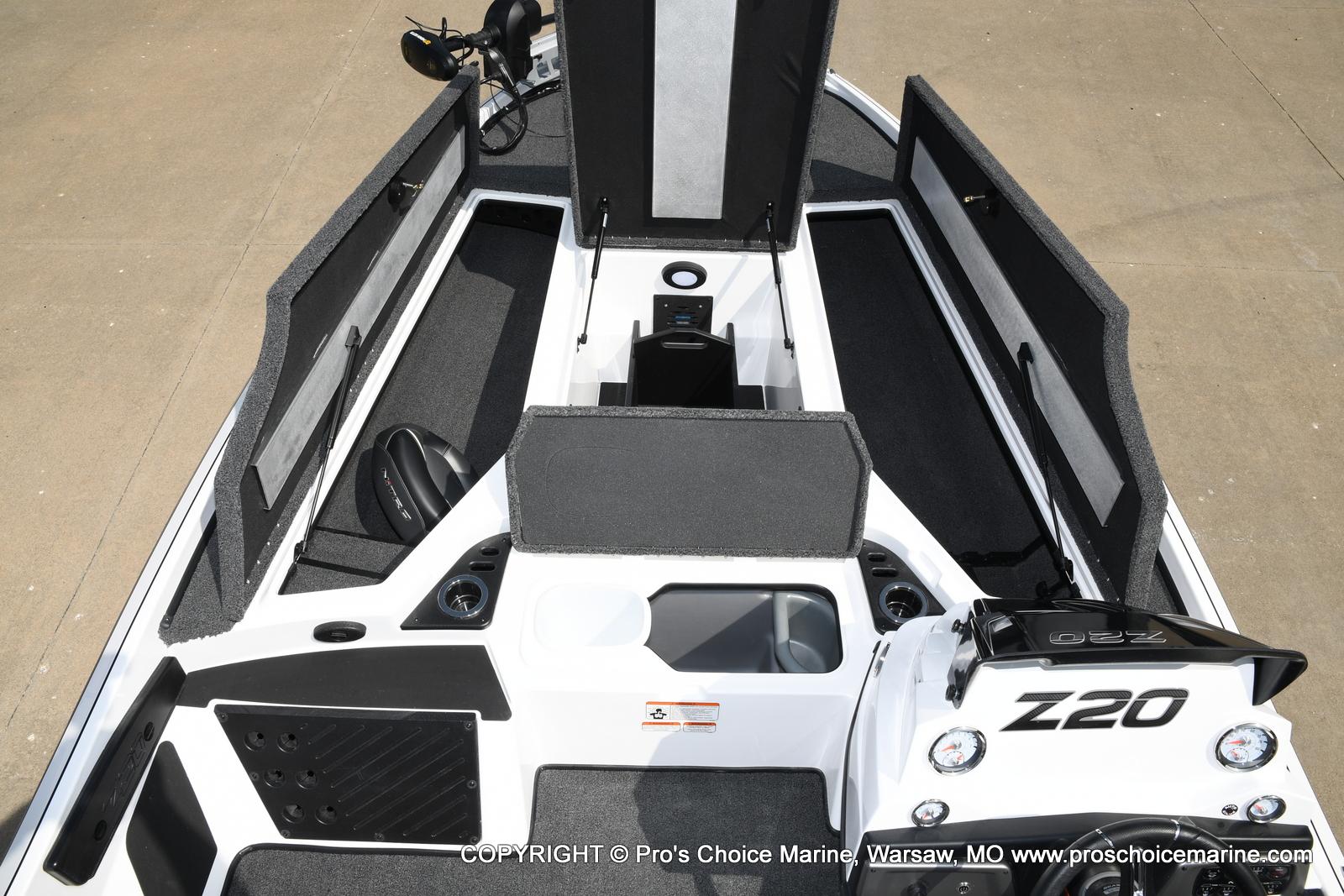 2021 Nitro boat for sale, model of the boat is Z20 & Image # 35 of 50