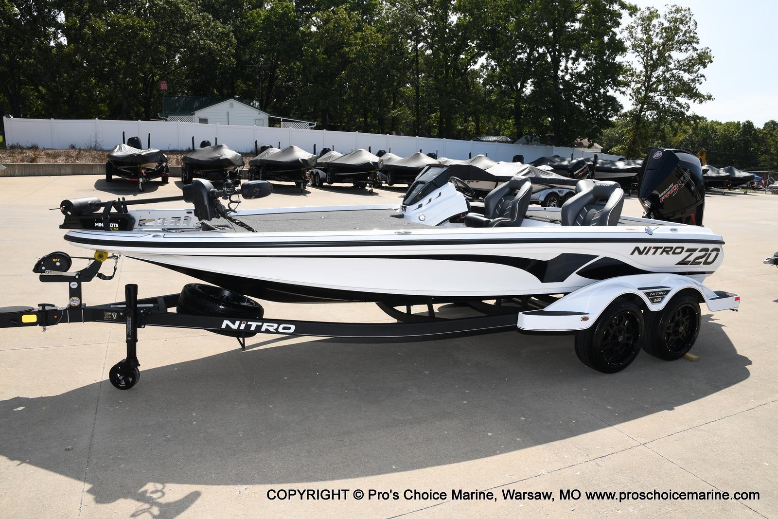 2021 Nitro boat for sale, model of the boat is Z20 & Image # 40 of 50
