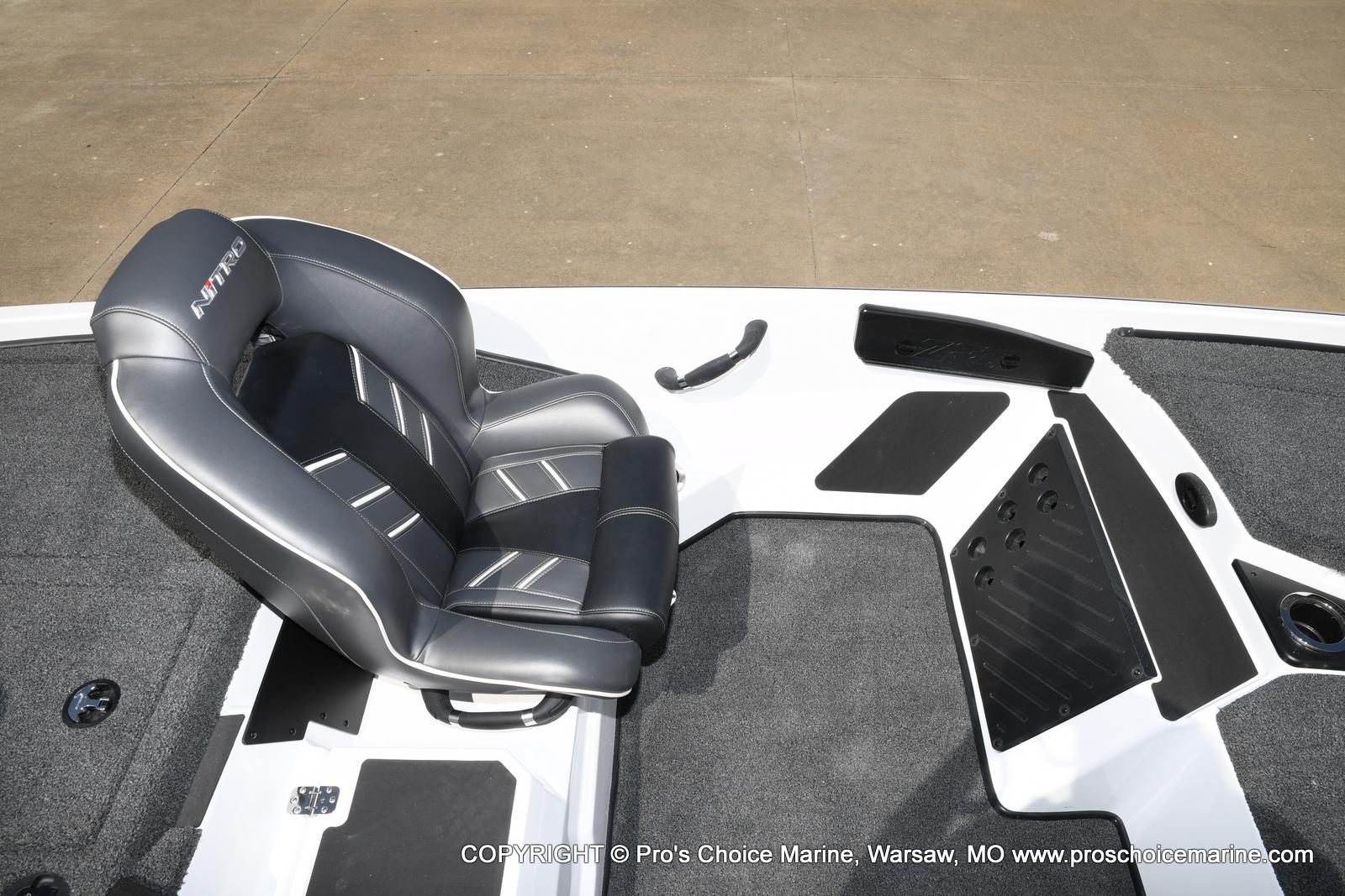 2021 Nitro boat for sale, model of the boat is Z20 & Image # 45 of 50