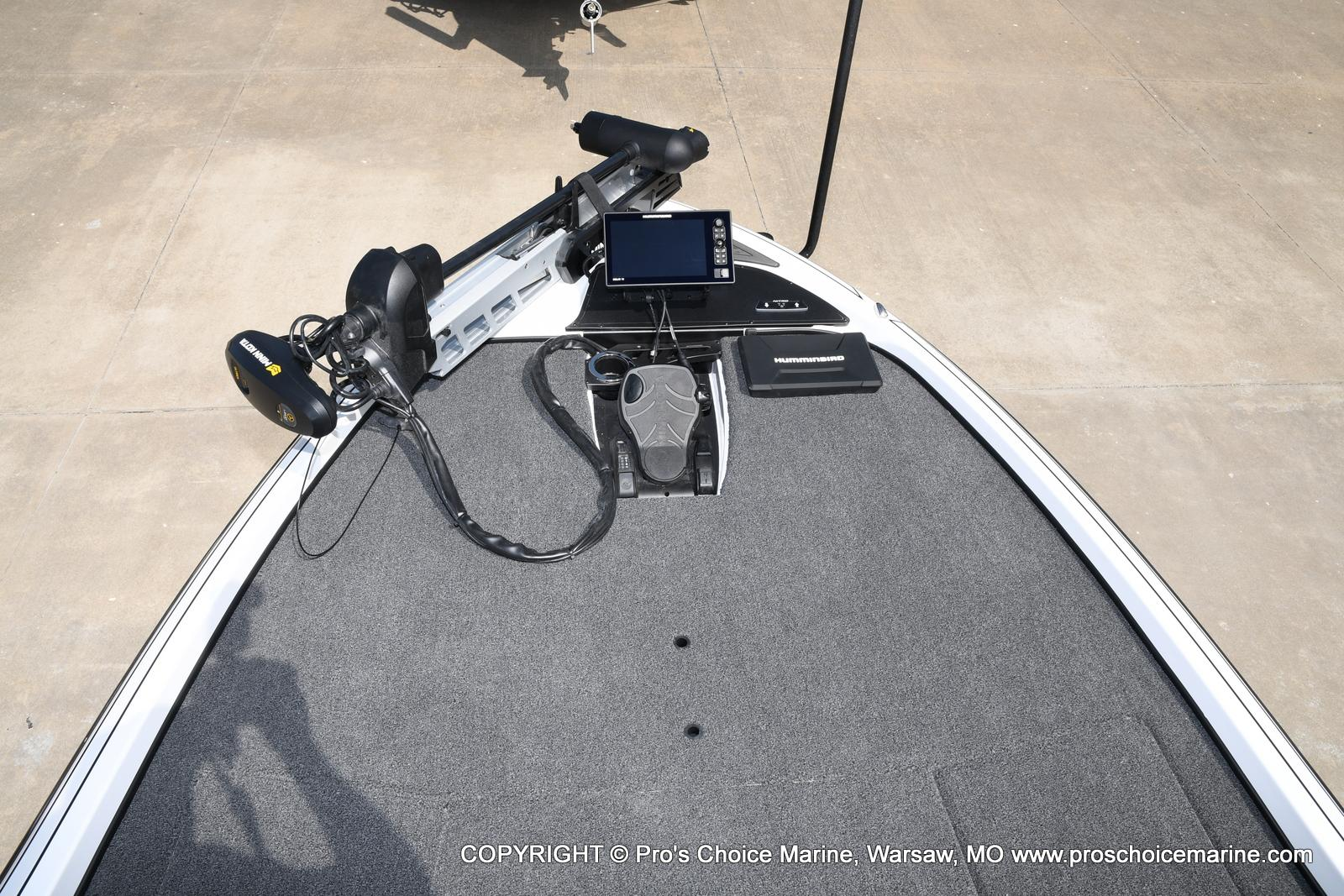 2021 Nitro boat for sale, model of the boat is Z21 Pro Package & Image # 19 of 50